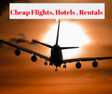 Compare cheap flights, hotels, and car rental