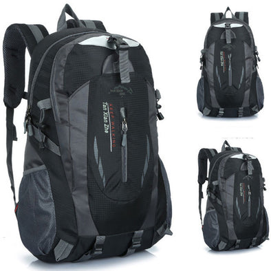 Casual Look Anti-Theft Backpack