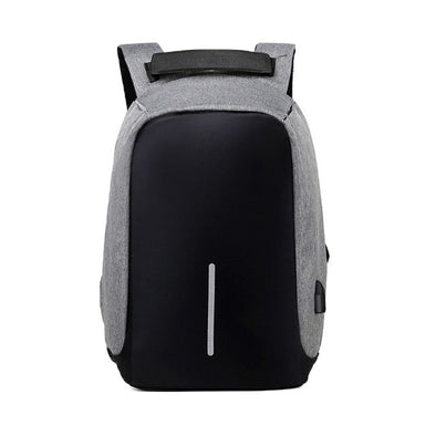 Anti-theft, Waterproof Backpack with USB Charge Port-Readyprosupply-Readyprosupply