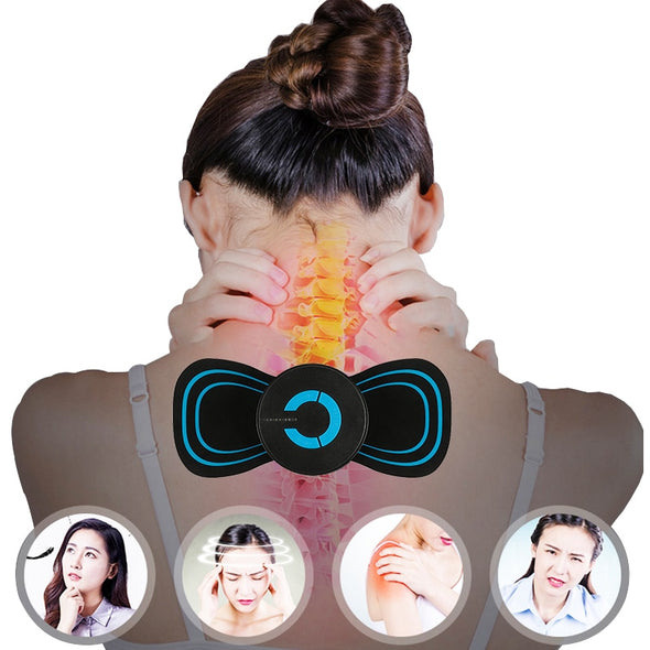 Mini Electric Neck Massager