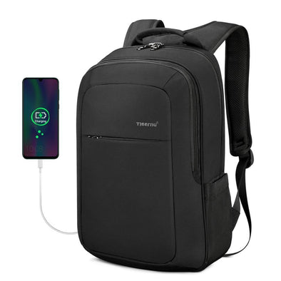 Best Anti-Theft and smart Backpack with USB Charging Port