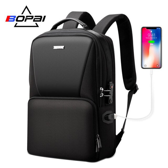 RPS USB External Charge, Anti-theft, Waterproof Backpack