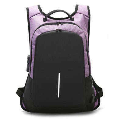 Anti-Theft, USB Charge, Waterproof Backpack with best quality and new style-Readyprosupply-Readyprosupply