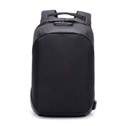 Anti-Theft Password Locks USB Charging Backpack