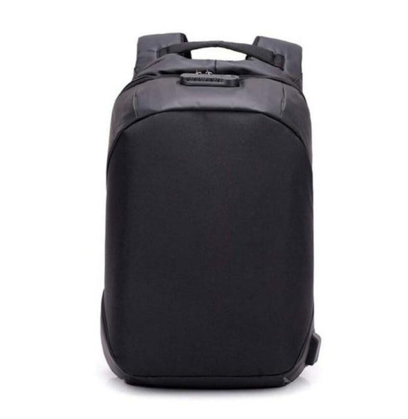 Anti Theft Password Locks USB Charging Backpack