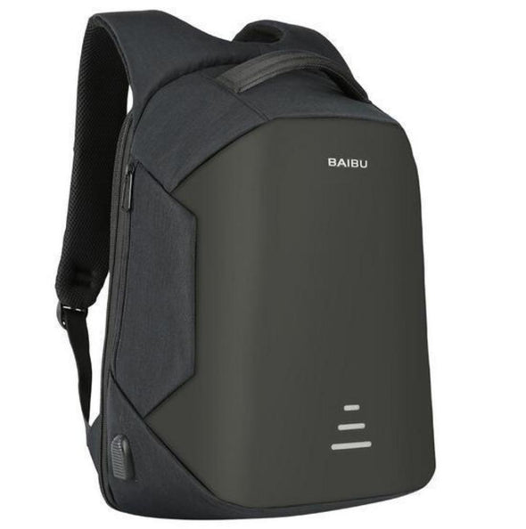 waterproof backpack with usb charger