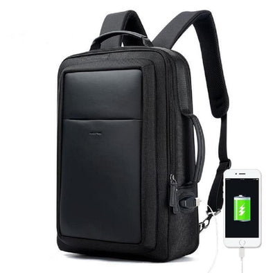 RPS Fashion Business Travelling Laptop Backpack-Readyprosupply-Readyprosupply