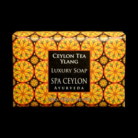 CEYLON TEA YLANG Luxury Soap