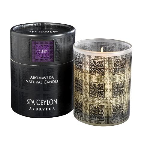 SLEEP - Aromaveda natural candle