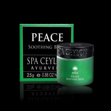 PEACE - Soothing Balm-Gently pacifies senses & promotes tranquility
