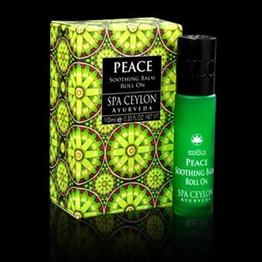 PEACE - A calming & relaxing natural balm roll on