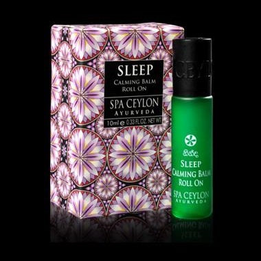 SLEEP - Calming Balm Roll On- 100% natural for your overall health.