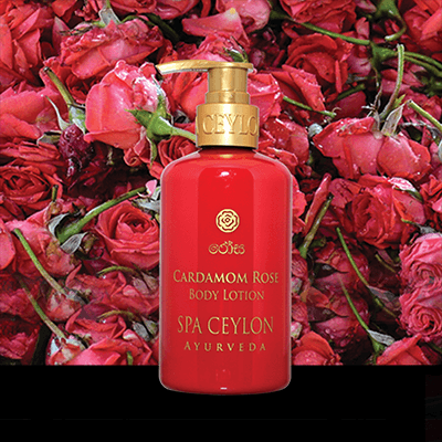 CARDAMOM ROSE - Body Lotion 250ml