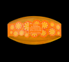 Lotus and saffron cleansing soap bar