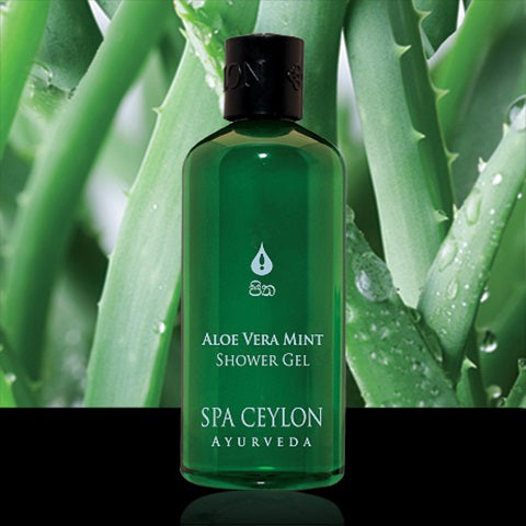 ALOE VERA MINT –  Bath and Shower Gel