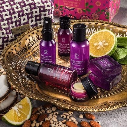 Ayurveda Sleep Intense Tranquility Ritual Set