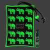 CEYLON FOREST TRAIL - Elephant Aromaveda Sachet, Aromaveda Home Fragrance Blend.