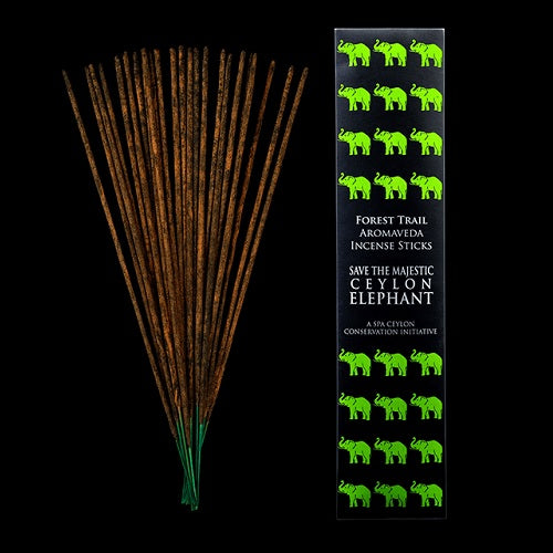 CEYLON FOREST TRAIL - Aromaveda Incense Sticks