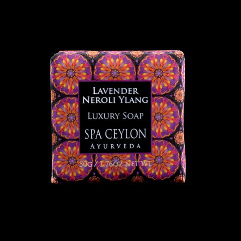 LAVENDER NEROLI YLANG Luxury Soap