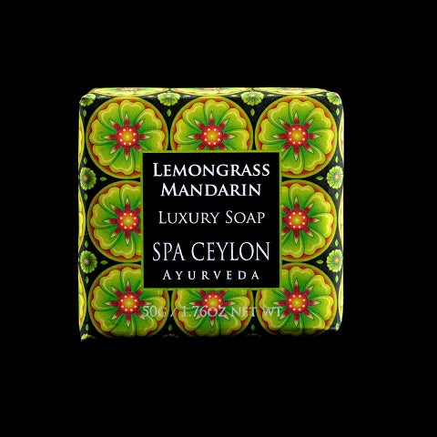 LEMONGRASS MANDARIN Luxury Soap
