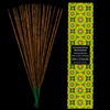 LEMON GRASS & MANDARIN - AROMAVEDA INCENSE STICKS, The Lemongrass Mandarin blend is a fusion of Lemongrass, Lavender & Mint essential oils with natural fragrance compounds.