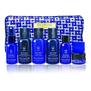Luxury SPA CEYLON DE STRESS RANGE HOME SPA SET Prekashi