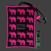 CEYLON PINK GRAPEFRUIT - Elephant Aromaveda Sachet, The blend gently infuses your living spaces with the power of aromaveda to awaken, uplift & refresh your body, mind & soul.