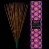 ROYAL LOTUS BLOSSOM - AROMAVEDA INCENSE STICK, Individually hand-rolled & fragranced to ensure soothing properties of the essential oils are preserved in every stick. Each long lasting incense stick burns for up to 90 minutes.