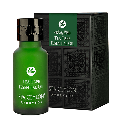 TEA TREE - Essential Oil, 100% pure natural essential oil distilled at source.