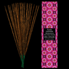 YLANG LAVENDER - AROMAVEDA INCENSE STICK. The Ylang Lavender blend is a fusion of Lavender, Ylang Ylang & Patchouli essential oils with natural fragrance compounds. The blend gently infuses your living spaces with the power of Aroma Veda to sooth, calm & relax your body, mind & soul.