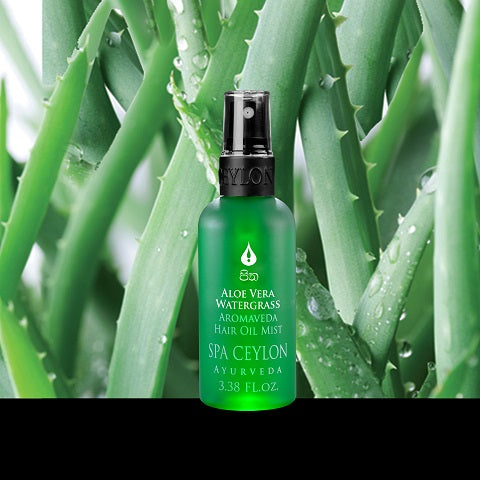 ALOE VERA WATER GRASS - Hair Oil Mist