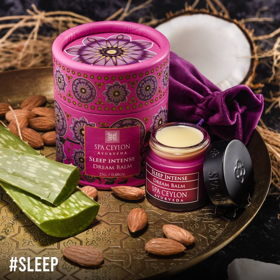 Spa Ceylon Sleep Dream Balm