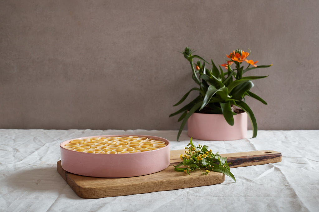 Pink Baking dish - Medium