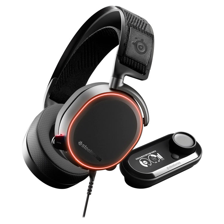 SteelSeries Arctis Pro - eSport / Gamer headset - ESSD