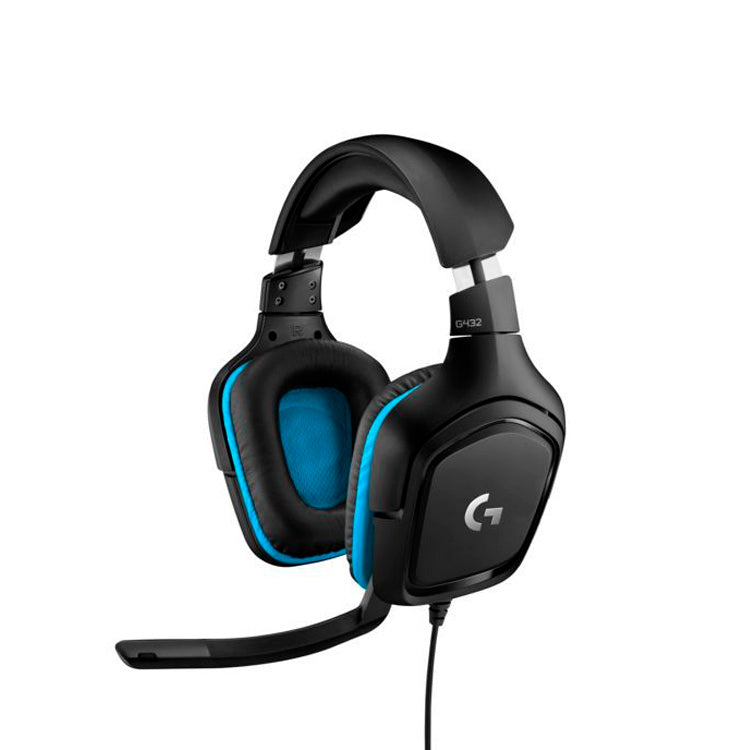 Logitech G432 - eSport / Gamer headset - ESSD