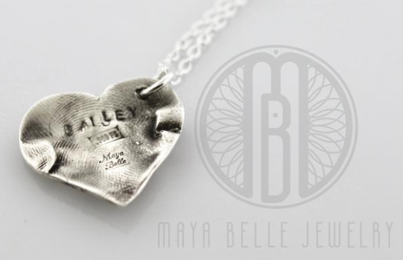 Small Dog Nose Necklace - Maya Belle Jewelry