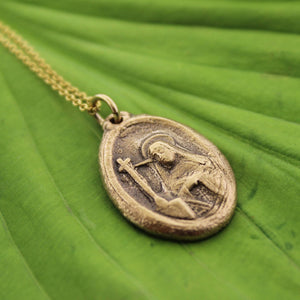 Saint Rita • Rita of Cascia • Saint of the impossible - Maya Belle Jewelry