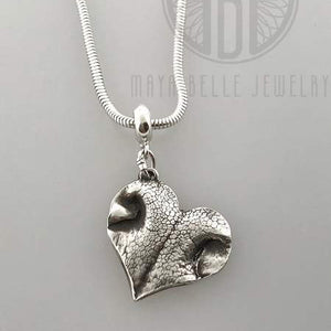 Dog Nose Print Pandora Style Necklace