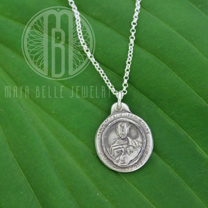 Saint Maximillian Kolbe - Maya Belle Jewelry