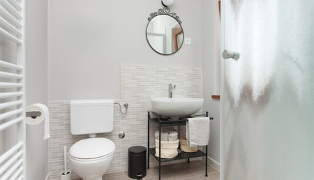 5 space-sabing tips for small bathrooms - Unbeatable Bathrooms