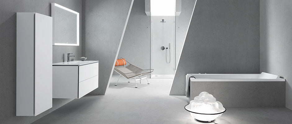 Duravit available at Unbeatable Bathrooms