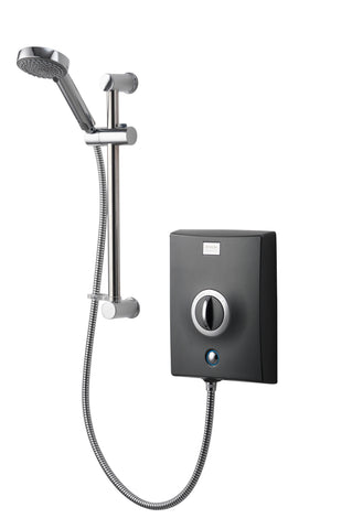 Quartz Digital Electric Shower with Adjustable Head - £203