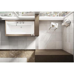 Marble Effect Tiling - Unbeatable Bathrooms