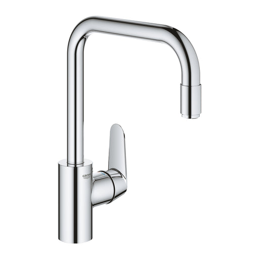 Grohe Eurodisc Cosmopolitan Single Lever Sink Mixer 1/2″ - Unbeatable Bathrooms