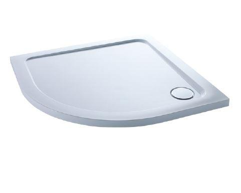 Kohler Flight Low Standard Quadrant Shower Tray, Right Hand and Left Hand - Unbeatable Bathrooms