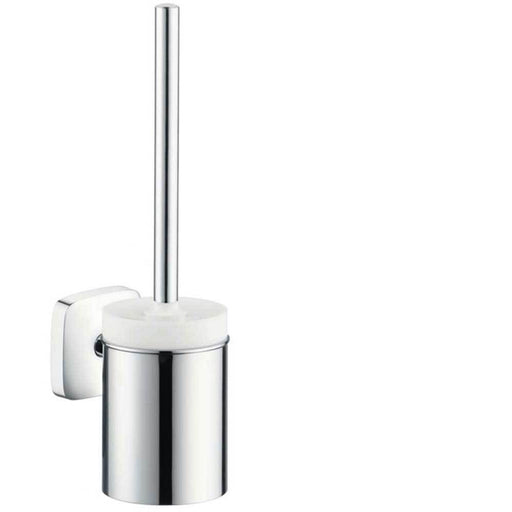 Hansgrohe Puravida - Toilet Brush with Holder - Unbeatable Bathrooms
