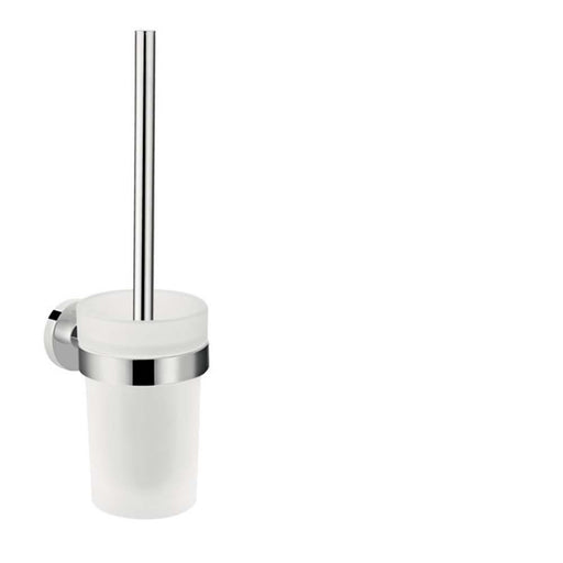 Hansgrohe Logis Universal - Toilet Brush with Holder - Unbeatable Bathrooms