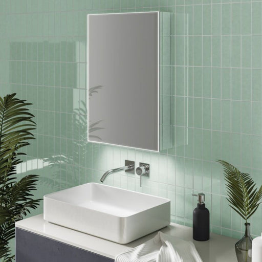 HIB Exos 50 Mirror Cabinet - Unbeatable Bathrooms