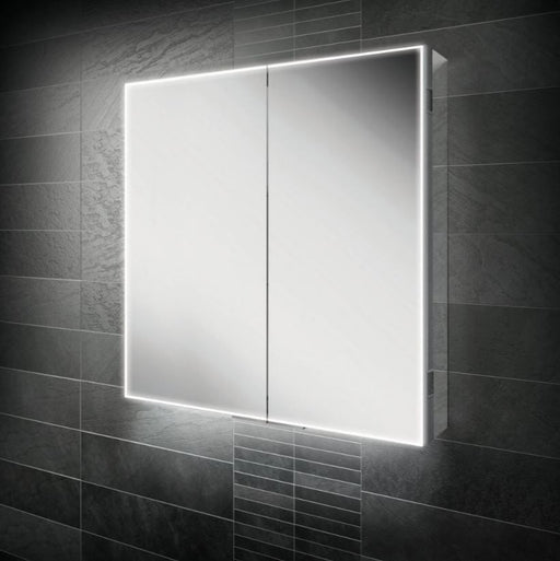 HIB Exos 80 Mirror Cabinet - Unbeatable Bathrooms