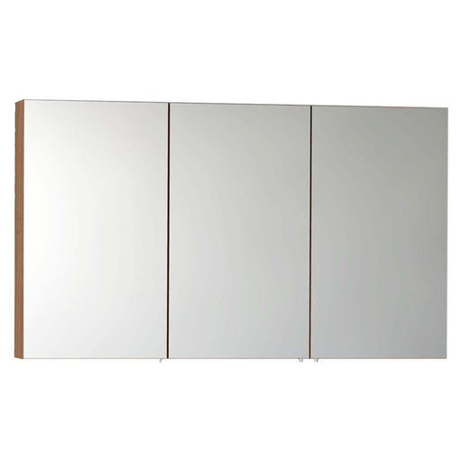 Vitra Classic 120cm Mirror Cabinet - Unbeatable Bathrooms